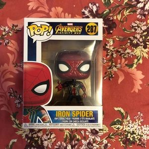Iron Spider -Avengers-Funko Pop! - #287